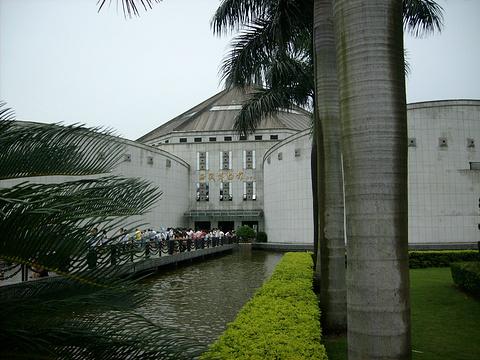海战博物馆旅游景点攻略图