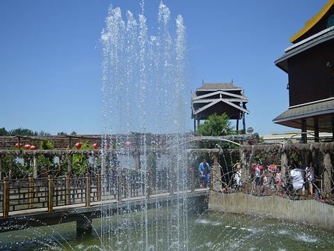 呀路古热带植物园旅游景点图片