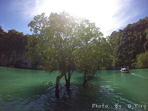泻湖旅游景点攻略图