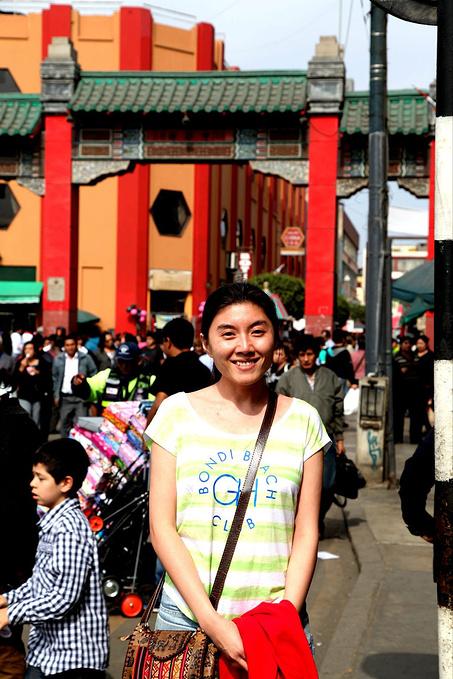 中国城 图片
