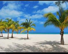 加勒比阳光,你不能忘却的风光