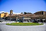 塞哥维亚马约尔广场