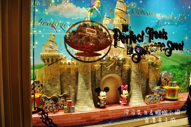 迪士尼乐园美国小镇大街图片