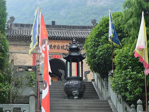 武当山旅游景点图片