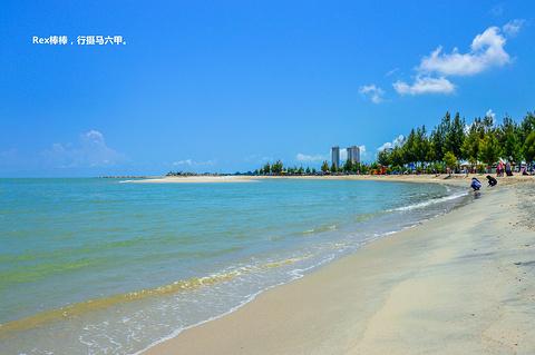 吉里望海滩旅游景点攻略图