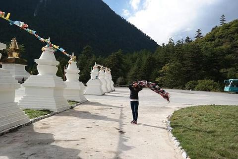 扎如寺旅游景点攻略图