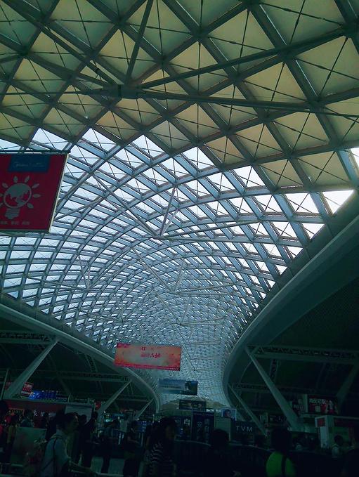 广州南图片