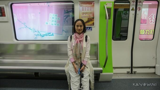 无锡地铁图片