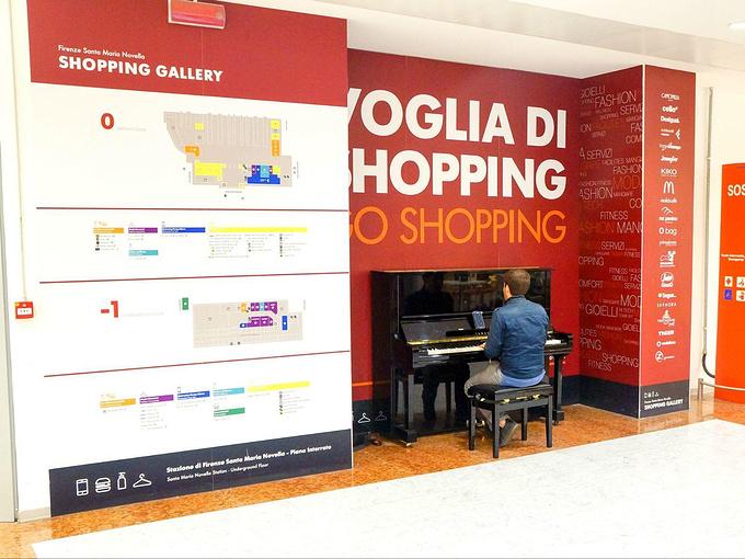 佛罗伦萨火车站图片