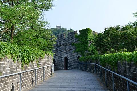 虎山长城的图片