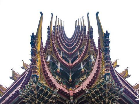 广德灵泉风景区旅游景点图片