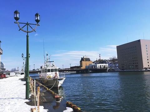 钏路渔人码头MOO旅游景点攻略图
