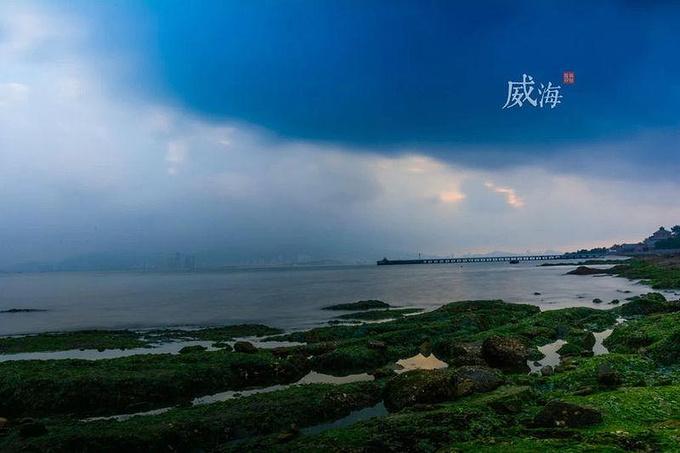 刘公岛图片