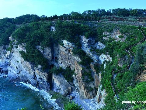 滨海国家地质公园旅游景点图片