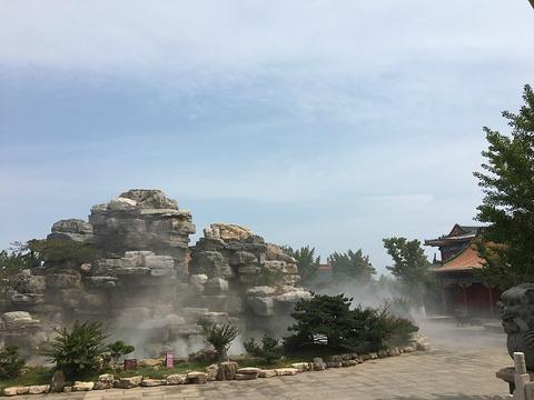 蓬莱三仙山旅游景点攻略图