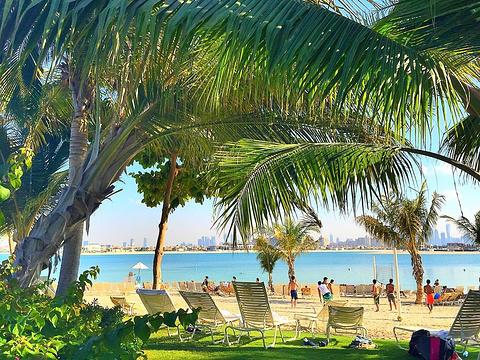 朱美拉棕榈岛旅游景点图片