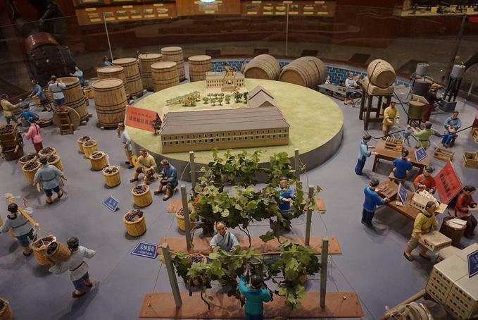 张裕酒文化博物馆图片