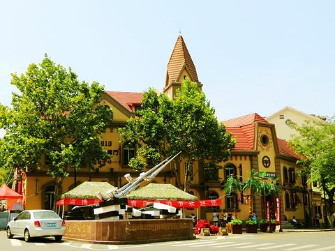 青岛德国风情街旅游景点图片