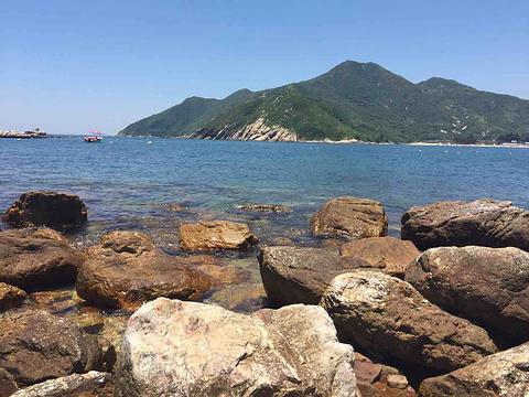 西冲情人岛