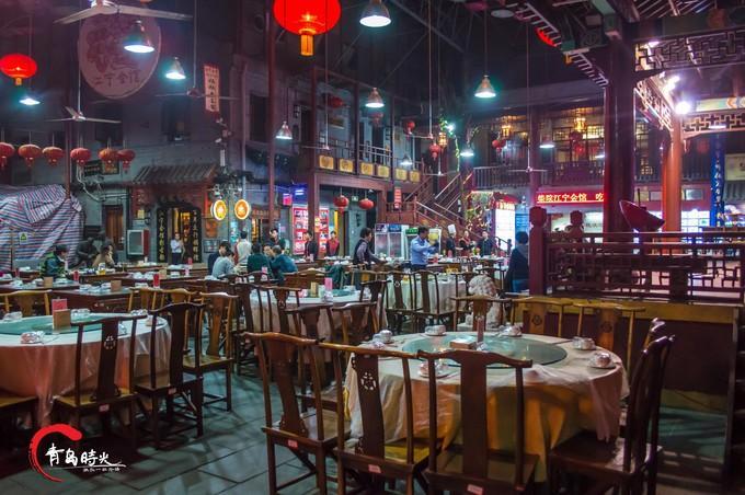 劈柴院—中山路特色小吃街图片