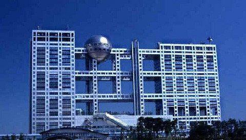 富士电视台旅游景点攻略图