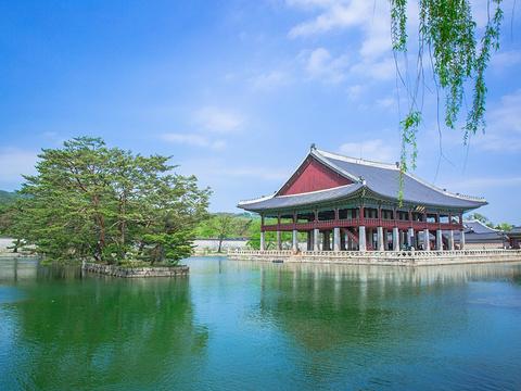 景福宫旅游景点图片