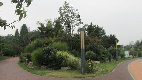 日照植物园旅游景点攻略图