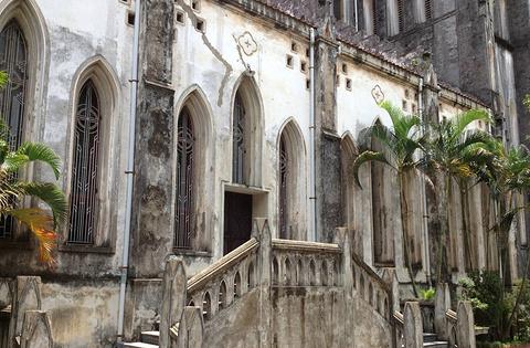 河内大教堂旅游景点攻略图
