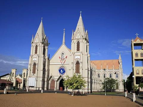 圣塞巴斯蒂安教堂旅游景点图片