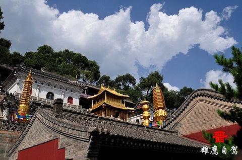 显通寺旅游景点攻略图