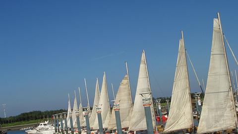 日照世帆赛基地旅游景点攻略图
