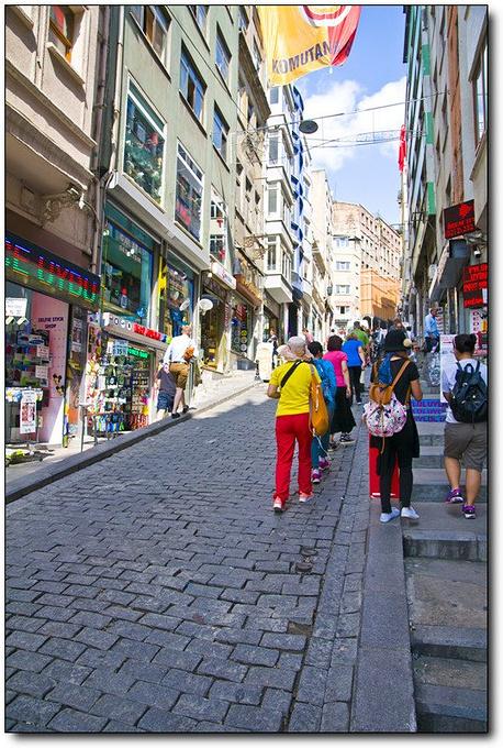 土耳其独立大街图片