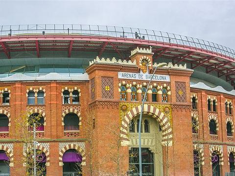 斗牛场商场旅游景点图片