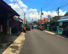 印尼日惹风情,浪漫继续进行