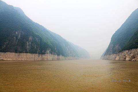 巫峡旅游景点攻略图