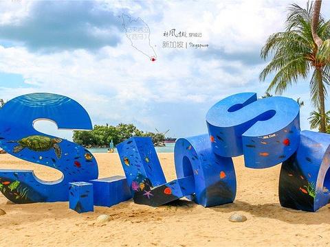西乐索海滩旅游景点图片