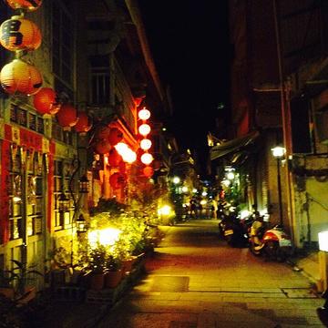海安路艺术街