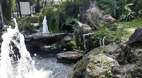 二二八和平公园旅游景点攻略图