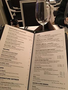 The BEEF Steakhouse & Bar旅游景点攻略图