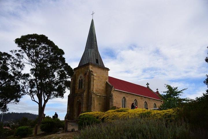 """""""可是比墨尔本和悉尼便宜很多_ST. JOHN'S教堂""""的评论图片"""