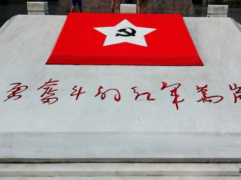 烈士纪念碑旅游景点图片
