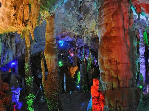九乡溶洞旅游景点图片