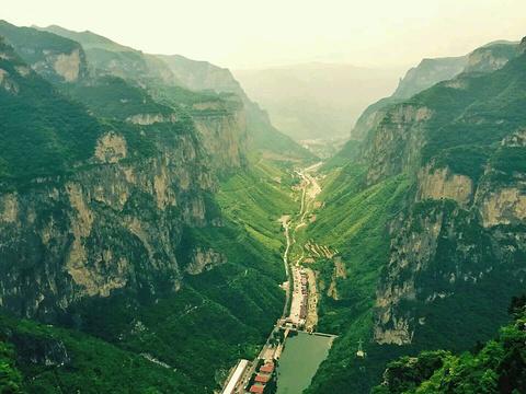 太行山大峡谷旅游景点图片