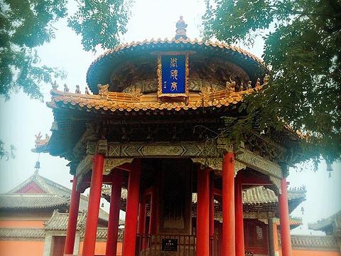 乾隆行宫旅游景点图片