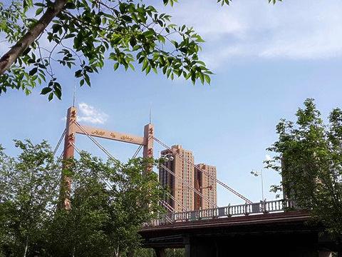 克拉玛依河旅游景点图片