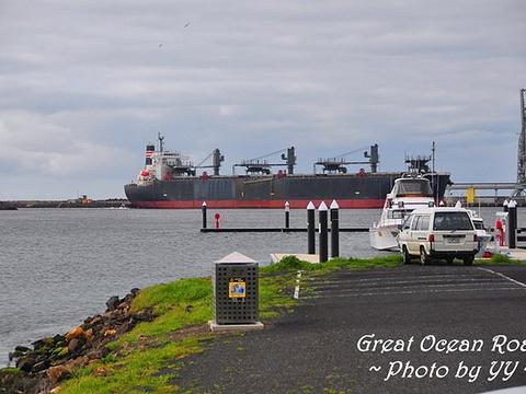 波特兰码头旅游景点图片