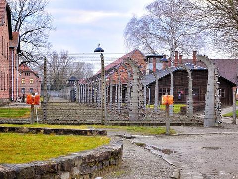 奥斯维辛集中营旅游景点图片