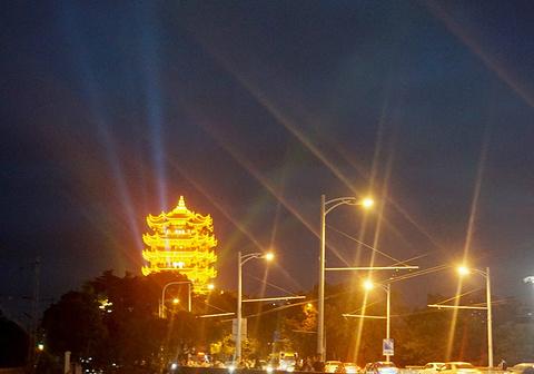 武汉长江大桥旅游景点攻略图