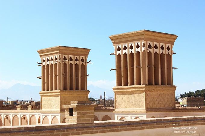 亚兹德老城图片
