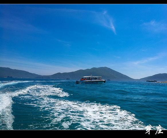 """""""芽庄海岛主要有珍珠岛、汉谭岛(蚕岛)、珊瑚岛、竹岛等_竹岛""""的评论图片"""